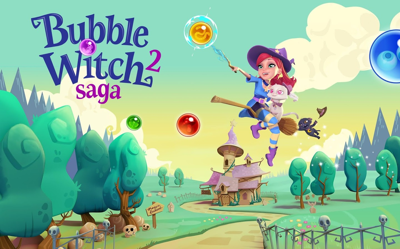 witch saga